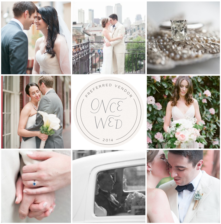 Jacqueline Dallimore Photography Is Now A Once Wed Preferred Vendor Jacqueline Dallimore New Orleans Wedding Photographers